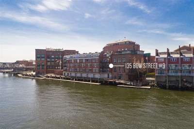 Portsmouth Condo/Townhouse For Sale: 135 Bow Street #9