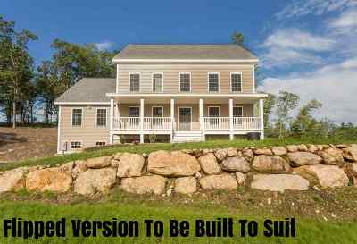 Strafford County Single Family Home For Sale: 157 Smoke Street #Lot 8
