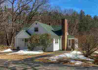 Tilton Single Family Home Active Under Contract: 85 Lancaster Hill Road