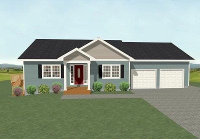 Hinesburg Single Family Home Active Under Contract: Lot #1 Abani Drive