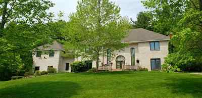 Gilford Single Family Home For Sale: 145 Edgewater Drive