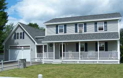 Franklin Single Family Home For Sale: 5 Woodbine Drive
