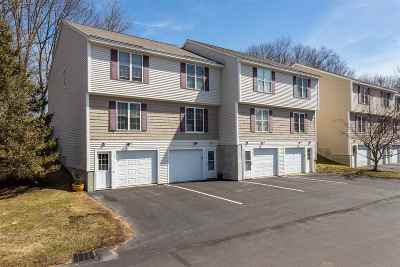 Dover Condo/Townhouse Active Under Contract: 14 Station Drive
