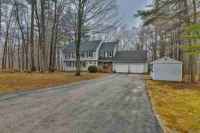 Milford Single Family Home Active Under Contract: 21 Crestwood Lane