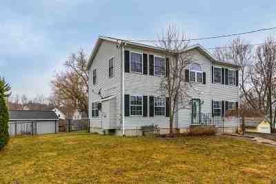 Somersworth Single Family Home For Sale: 19 Third Street
