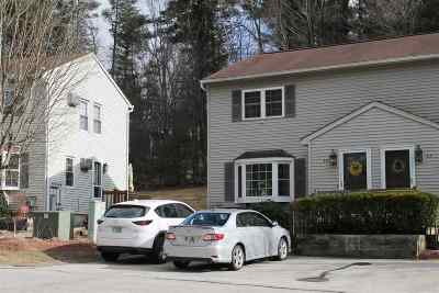 Goffstown Condo/Townhouse Active Under Contract: 6a Conestoga Court