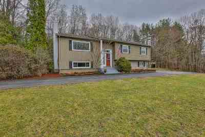 Bedford Single Family Home Active Under Contract: 70 South Hills Drive