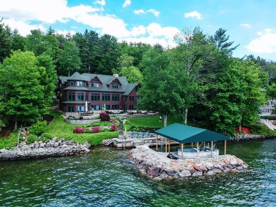 Gilford Single Family Home For Sale: 212 Edgewater Drive