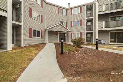 Concord Condo/Townhouse Active Under Contract: 120 Fisherville Road #117