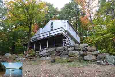 Tuftonboro Single Family Home For Sale: 55 Hidden Valley Drive