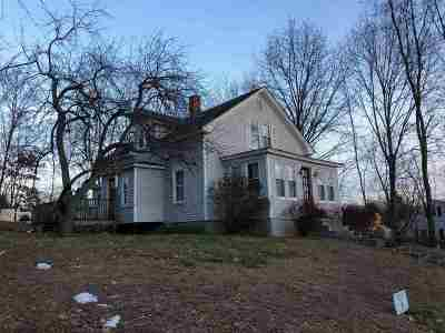 Pembroke Single Family Home For Auction: 32 Turnpike Street