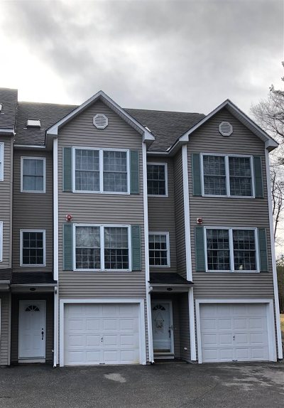 Hudson Condo/Townhouse Active Under Contract: 20 Intervale Court #A