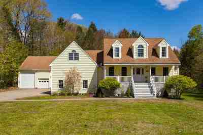 Dover Single Family Home For Sale: 145 Durham Road