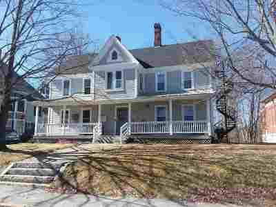 Pittsfield Multi Family Home For Sale: 43 Main Street