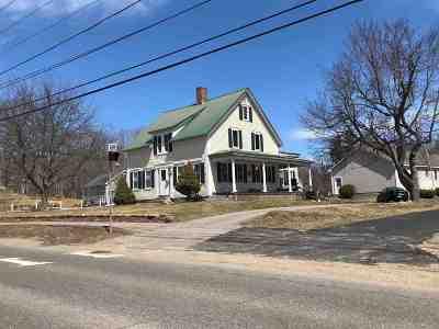Laconia Single Family Home For Sale: 441 Elm Street