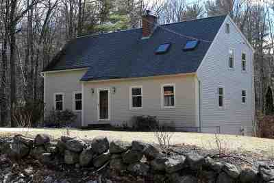 New Boston Single Family Home Active Under Contract: 174 Joe English Road