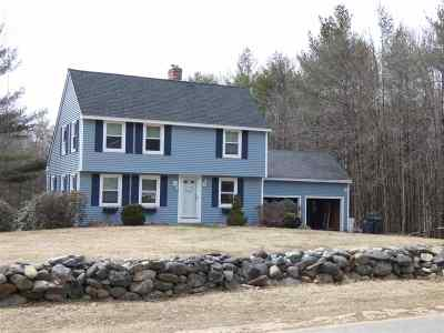 Pembroke Single Family Home Active Under Contract: 294 Cross Road