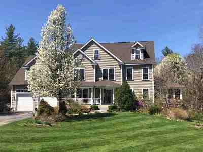 Madbury Single Family Home For Sale: 7 Hoyt Pond Road