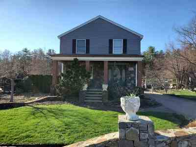Hampton Falls Single Family Home For Sale: 123 Lafayette Road