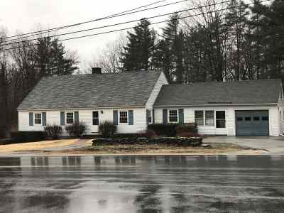 Bow Single Family Home For Sale: 52 Bow Center Road