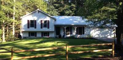 Gilford Single Family Home For Sale: 18 Sprucewood Drive