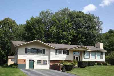 Rutland Town Single Family Home For Sale: 69 Bellevue Lane