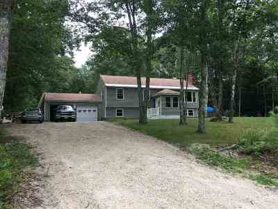 Barrington Single Family Home Active Under Contract: 171 France Road