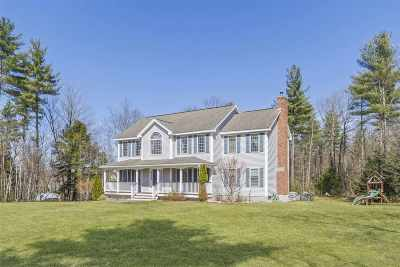 Chichester Single Family Home Active Under Contract: 40 Connemara Drive