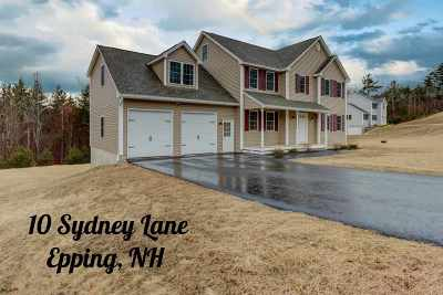 Epping Single Family Home For Sale: 10 Sydney Lane