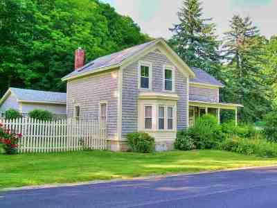 Ferrisburgh Single Family Home For Sale: 497 Old Hollow Road