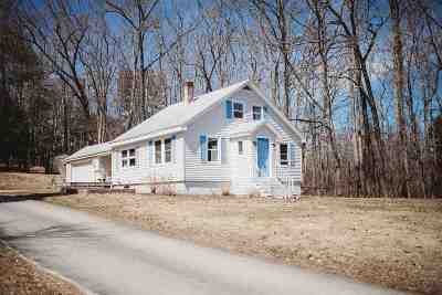 Somersworth Single Family Home Active Under Contract: 287 Green Street