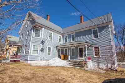 Lisbon Single Family Home Active Under Contract: 95 Highland Avenue