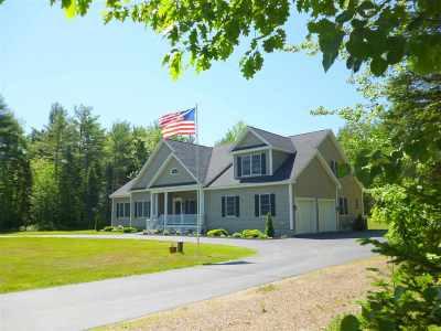Tuftonboro Single Family Home For Sale: 30 Mountain Shadows Drive