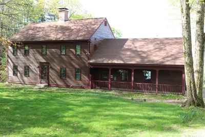 Weare Single Family Home Active Under Contract: 44 Brown Ridge Road