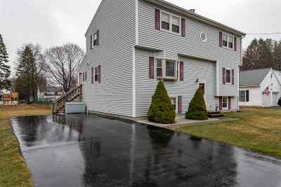 Milford Single Family Home For Sale: 23 Lewis Street