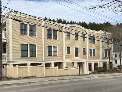 Stowe Condo/Townhouse Active Under Contract: 162 South Main Street #2D