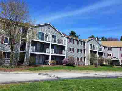 Concord Condo/Townhouse Active Under Contract: 120 Fisherville Road #85