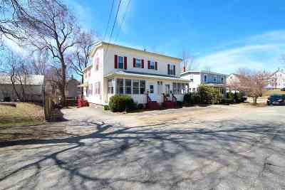 Dover Multi Family Home For Sale: 2-4 Pearl Street