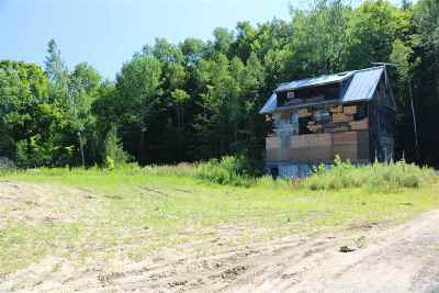 Monkton Single Family Home For Sale: 2185 Hollow Road