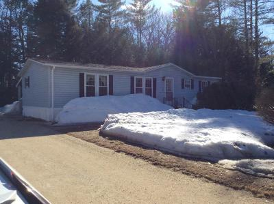 Plymouth Single Family Home For Sale: 17 Brookside Drive