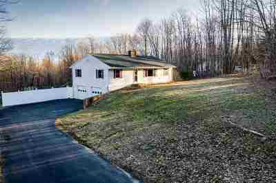 Goffstown Single Family Home Active Under Contract: 65 Roby Road
