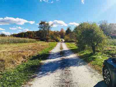 Chittenden County Residential Lots & Land For Sale: Lot 2 Scout Farm Road