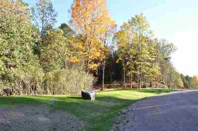 Chittenden County Residential Lots & Land For Sale: Lot 4 Finney Ridge