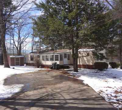 Laconia Single Family Home For Sale: 137 Randlett Drive