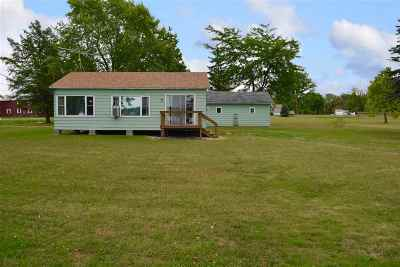 Grand Isle County Single Family Home For Sale: 516 Bridge Road