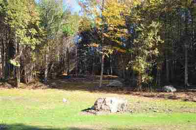 Chittenden County Residential Lots & Land For Sale: Lot 5 Finney Ridge