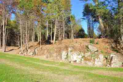 Chittenden County Residential Lots & Land For Sale: Lot 6 Finney Ridge