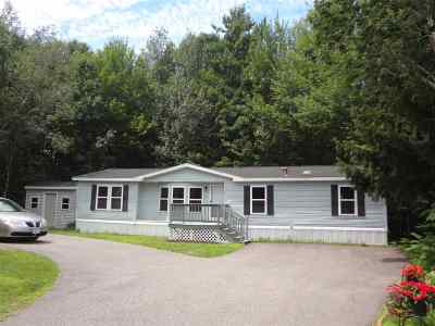 Laconia Single Family Home For Sale: 52 Bucks Court