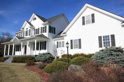Fairfax VT Single Family Home For Sale: $399,814