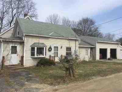 Somersworth Single Family Home For Sale: 2 First Street
